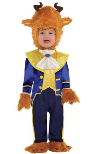 Baby Beast Costume - Beauty and the Beast