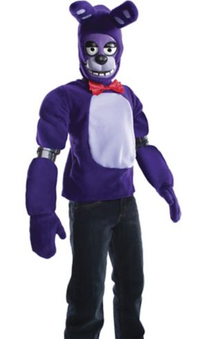 Boys Bonnie Costume - Five Nights at Freddy's