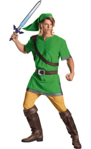 Adult Link Costume - The Legend of Zelda