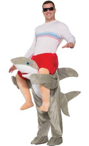 Adult Shark Ride-On Costume