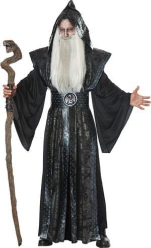 Adult Dark Wizard Costume
