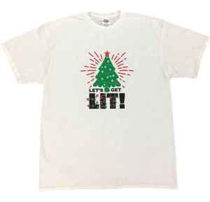 Adult Let's Get Lit! T-Shirt