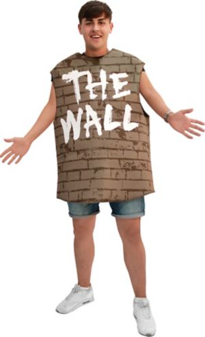 Adult Wall Costume