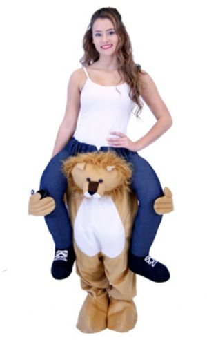 Adult Lion Ride-On Costume