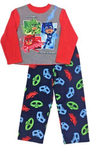 Boys PJ Masks Pajama Set