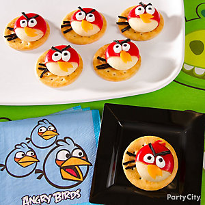 Angry Birds Cheese Idea