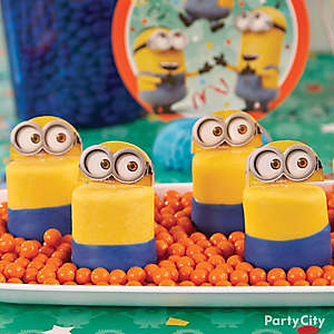 Despicable Me Marshmallows How To