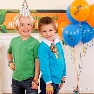 Go Diego, Go! Birthday Outfit Idea