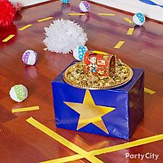 Jake Find the Treasure Game Idea