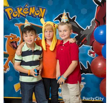 Pokemon Birthday Outfit Idea