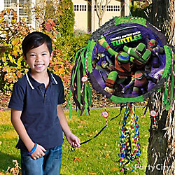 TMNT Pinata Game Idea