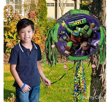 TMNT Pinata Game Idea