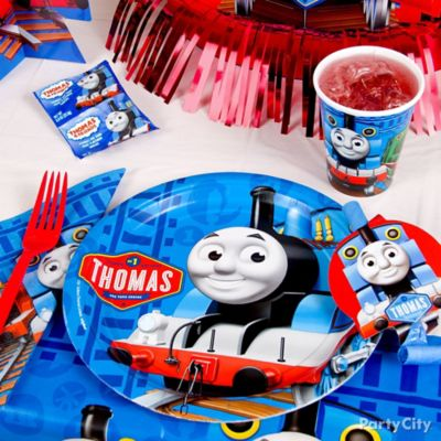 Thomas Place Setting Idea