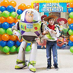 Toy Story Gliding Balloon Idea