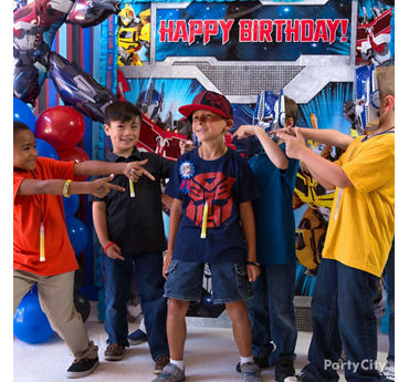 Transformers Party Ideas