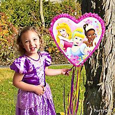 Disney Princess Pinata Game Idea