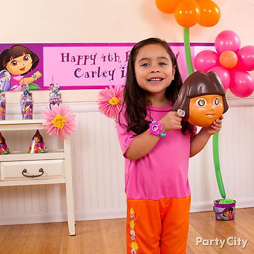 Dora Costume Idea