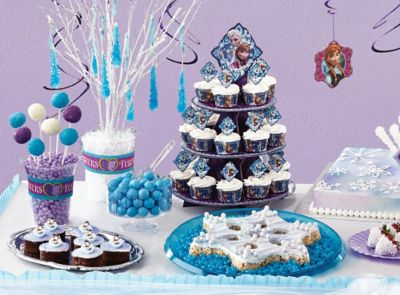 Frozen Sweets Treats Ideas Party City