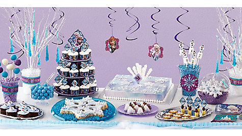 Frozen Sweets & Treats