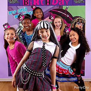 Monster High Fashion Shoot Idea