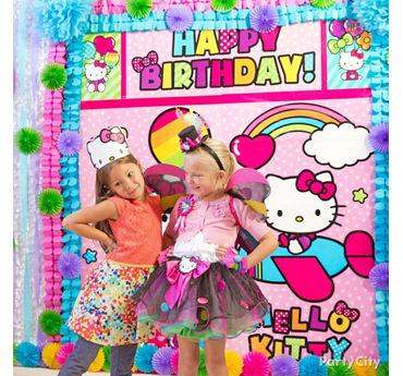 Hello Kitty Photo Booth Idea
