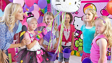 Hello Kitty Pinata Game Idea