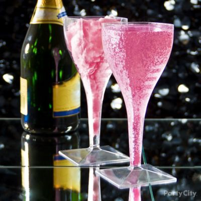 Cotton Candy Champagne Recipe