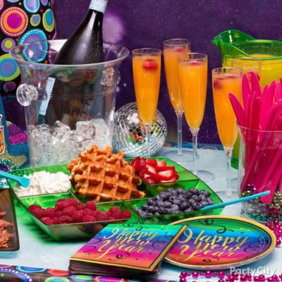 NYE Midnight Breakfast Menu Ideas