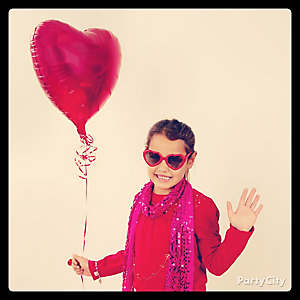 Valentine's Day Instagram Photos Idea