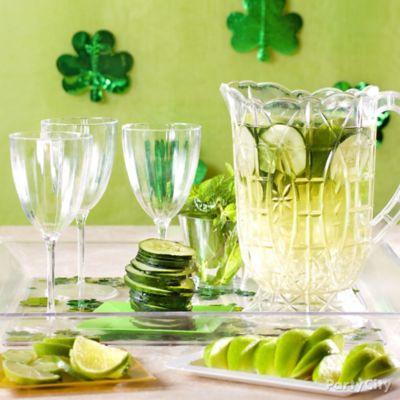 Green Sangria Cocktail Recipe