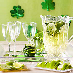 Green Sangria Cocktail Recipe