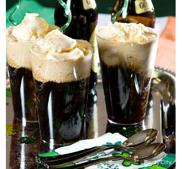 Irish Beer Float Recipe