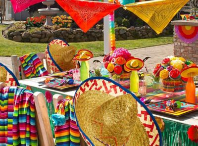 Mexican Fiesta Party Ideas