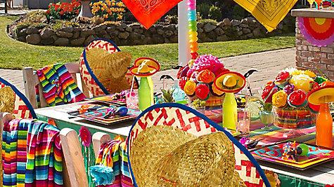 Mexican Fiesta Party Ideas