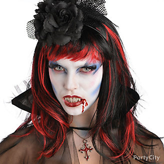 Sexy Vampire Makeup How To