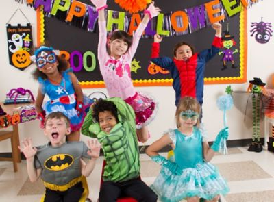Halloween Class Party Ideas
