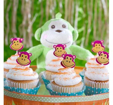 Monkey Cupcakes Idea
