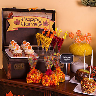Fabulous Fall Treat Ideas