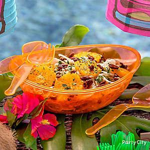 Orange Quinoa Salad Idea