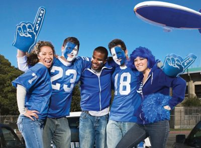 Football Tailgating Ideas