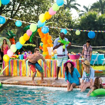 Pool Party Idea