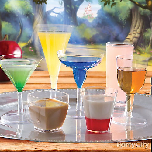 Snow White Seven Dwarfs Cocktail Recipe