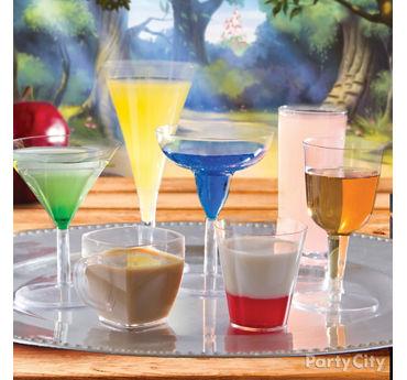 Snow White Seven Dwarfs Cocktail Recipe