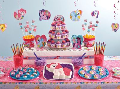 My Little Pony Sweets Treats My Little Pony Party Ideas