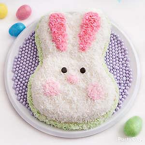 Easter Bunny Cake Idea
