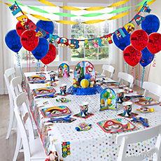 Super Mario Party Table Idea