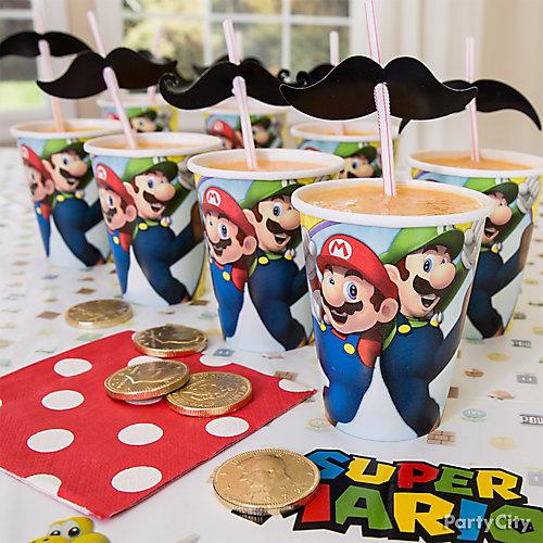 Super Mario Princess Peach Smoothie