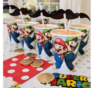 Super Mario Princess Peach Smoothie