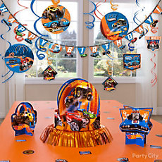 Hot Wheels Essential Decorations Idea