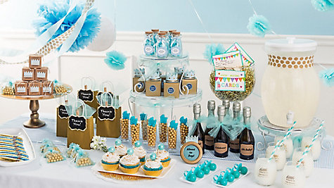 Wonderful Little Prince Baby Shower Ideas